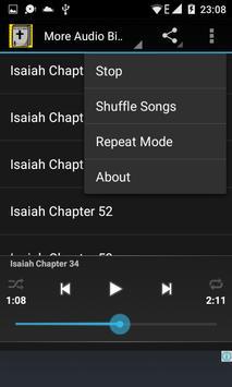 Audio Bible: Isaiah Chap 34-66 screenshot 8