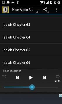 Audio Bible: Isaiah Chap 34-66 screenshot 1