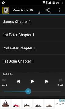 Audio Bible: James-Revelations poster