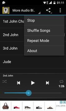 Audio Bible: James-Revelations apk screenshot