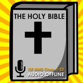 Audio Bible Offline : 1 Kings icon