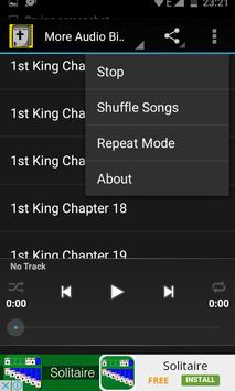Audio Bible Offline : 1 Kings apk screenshot