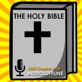 Audio Bible Offline : Luke icon