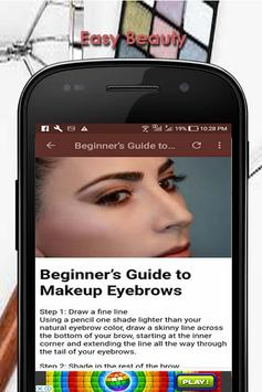 Learn How To Apply Make Up screenshot 8