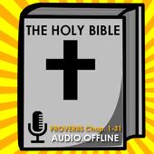 Audio Bible:Proverbs Chap 1-31 icon