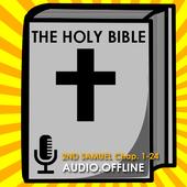 Audio Bible Offline: 2 Samuel icon