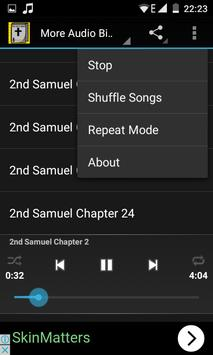 Audio Bible Offline: 2 Samuel screenshot 8