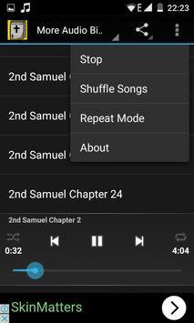 Audio Bible Offline: 2 Samuel screenshot 2