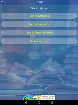 english listening exercise screenshot 15