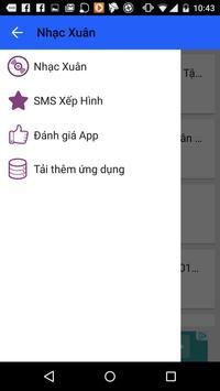 Nhac Xuan 2015 - SMS Chuc Tet screenshot 3