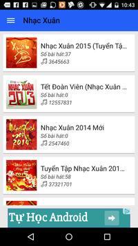 Nhac Xuan 2015 - SMS Chuc Tet poster