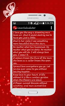 Love Matcher and Horoscope screenshot 5