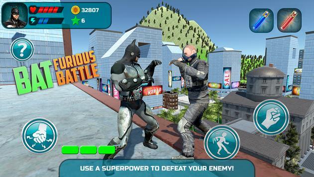 Bat: Furious Battle APK