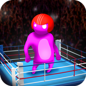 Install Game android antagonis Mortal Wrestle Fight APK best