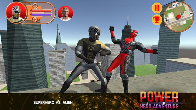 Power Hero Adventure apk screenshot