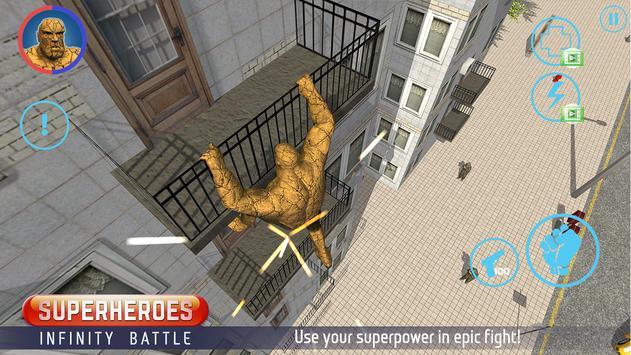 Superheroes: Infinity Battle APK