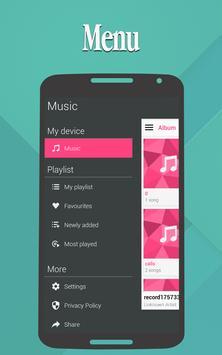 Love Music - Music Player screenshot 1