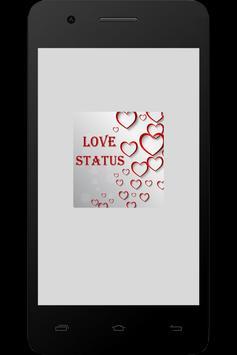 Latest love Status 2017 poster