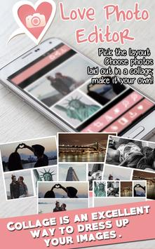 Love Photo Editor screenshot 2