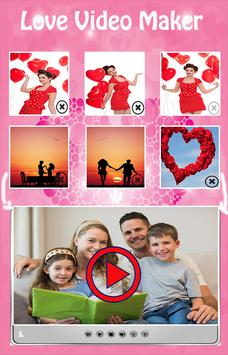 Love Photo Video With Song poster