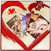 love pictures wallpaper icon