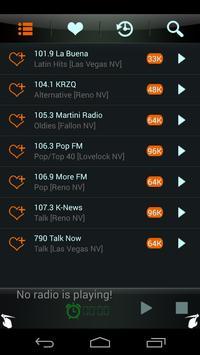 Radio Nevada screenshot 4