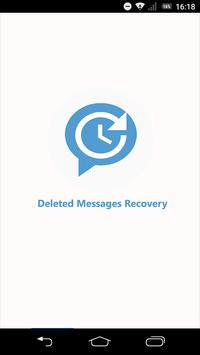 Deleted Messages Recovery poster