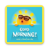 Good Morning Gif icon