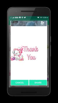 Thank you Gif apk screenshot