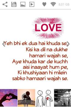 Love Shayari apk screenshot