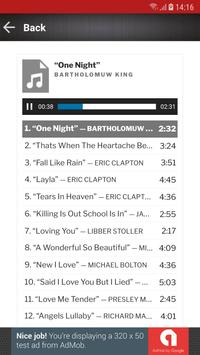 Love Songs 80s 90s screenshot 2