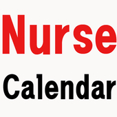 Nurse Calendar Alarm icon