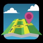 地圖趴趴走 MapWalker - Fake GPS / Fly GPS APK