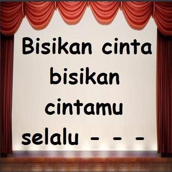 Bisik Cinta - Silvia Dewi poster