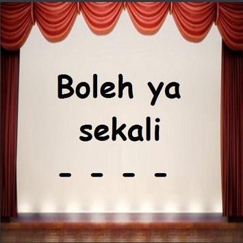 Doa'in Ya Penonton - Wali poster