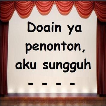 Doa'in Ya Penonton - Wali apk screenshot