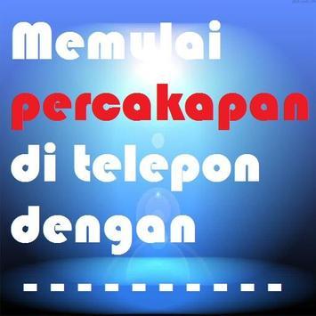 Kuis Bertelpon (Tata Krama) poster
