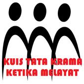 Kuis Melayat (Tata Krama) icon