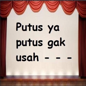 Putus ya Putus - Trio Macan apk screenshot