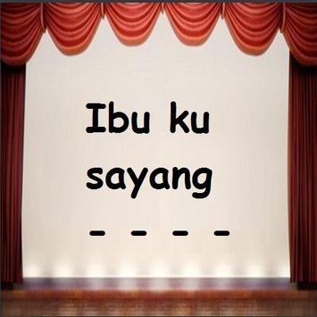 Tegar - Rindu Ibu poster