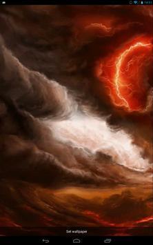 Hurricane Live WP poster