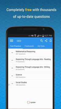 GED® practice test 2017 screenshot 10