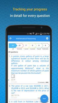 GED® practice test 2017 screenshot 1