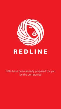 Red Line Salon poster