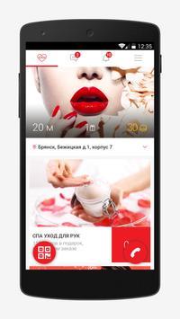 Red Line Salon apk screenshot