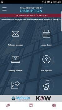 Architecture of Disruption apk screenshot