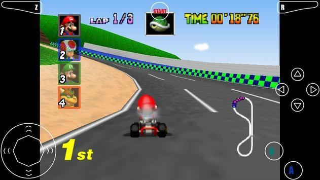 Tendo64 screenshot 4