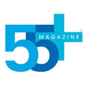 55+ magazine icon