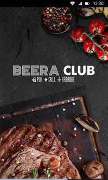 BEERAclub poster
