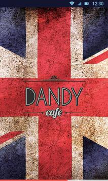Dandy Cafe poster